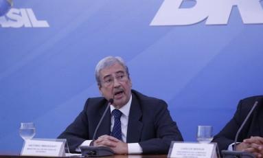 Antônio Imbassahy, ministro da Secretaria de Governo Foto: Ailton de Freitas / Ailton Freitas/06-4-2017