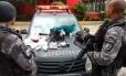 Apreensão de armas e drogas no Jacarezinho Foto: Divulgação