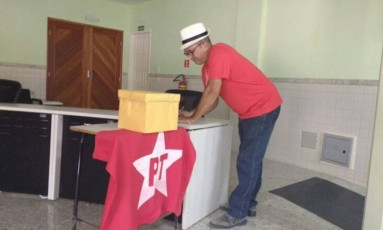 Por suspeita de fraude, PT anula eleição interna em 30 cidades de SP Foto: Divulgação