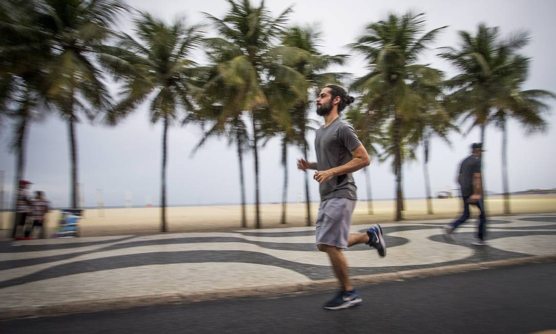 """Novos hábitos: um """"ex-gordinho"""" sedentário, o estudante Yago primeiro tentou dietas, mas só conseguiu perder peso mesmo depois de começar a praticar exercícios Foto: / Guito Moreto"""