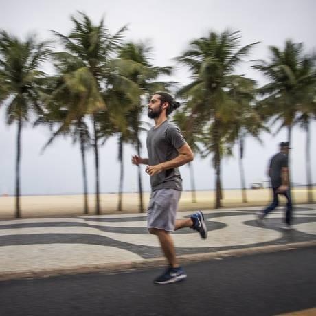 """Novos hábitos: um """"ex-gordinho"""" sedentário, o estudante Yago primeiro tentou dietas, mas só conseguiu perder peso mesmo depois de começar a praticar exercícios Foto: Guito Moreto"""