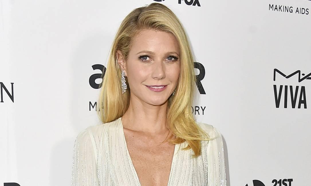Gwyneth Paltrow é mais uma das vítimas de Harvey Weinstein Foto: Jordan Strauss / Jordan Strauss/Invision/AP