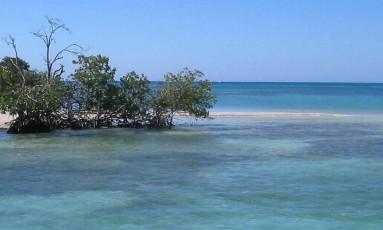 Cayo Las Iguanas. Medidas propostas visam minimizar os efeitos em zonas vulneráveis Foto: Manuela Penna/27.03.2007
