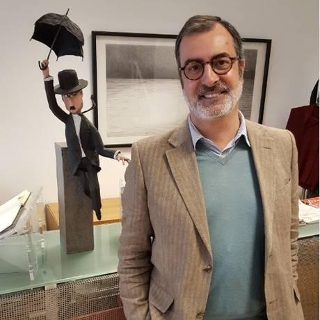 O tradutor português Frederico Lourenço, que se dedica a traduzir a Bíblia do grego para o português