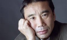 Haruki Murakami, escritor japonês Foto: Divulgação