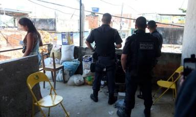 Aumento da letalidade de ações policiais gerou críticas de socióloga Foto: Fabiano Rocha / Agência O Globo