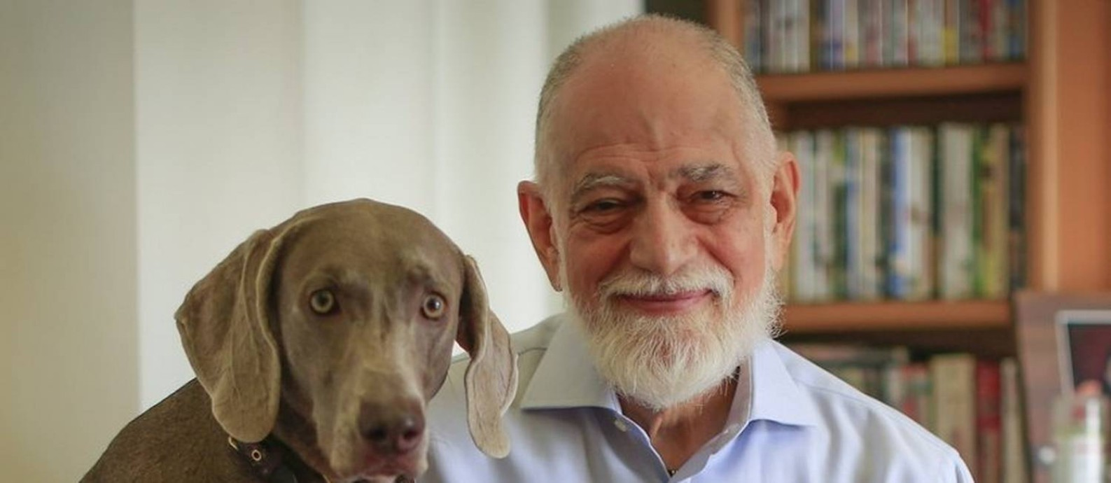 Companheira. A weimarener Jaya foi tema de um dos 30 livros do professor Foto: Edilson Dantas / Agência O Globo