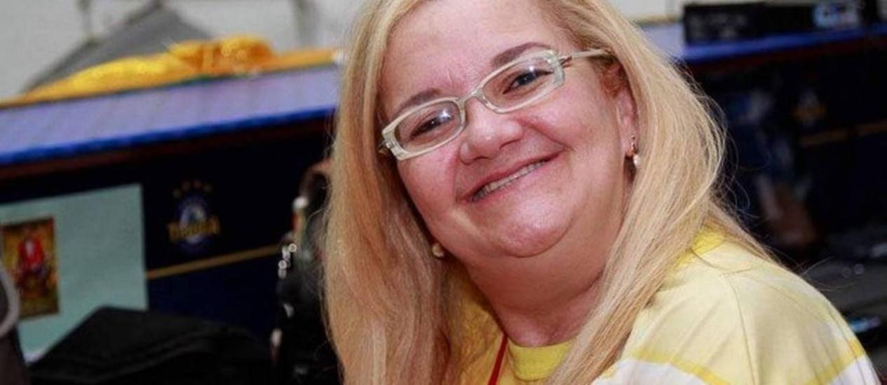 Liza foi uma das vítimas de acidente com carro alegórico Foto: Reprodução / Facebook