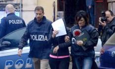 Suspeita de comprar bebê e abandoná-lo é presa pela polícia em Latina Foto: Reprodução / latinaoggi.eu