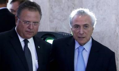 Ministro da Agricultura, Blairo Maggi, diz que solução está sendo construída Foto: Ailton de Freitas / Agência O Globo