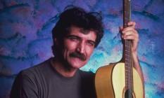 O cantor e sompositor Belchior Foto: Arquivo