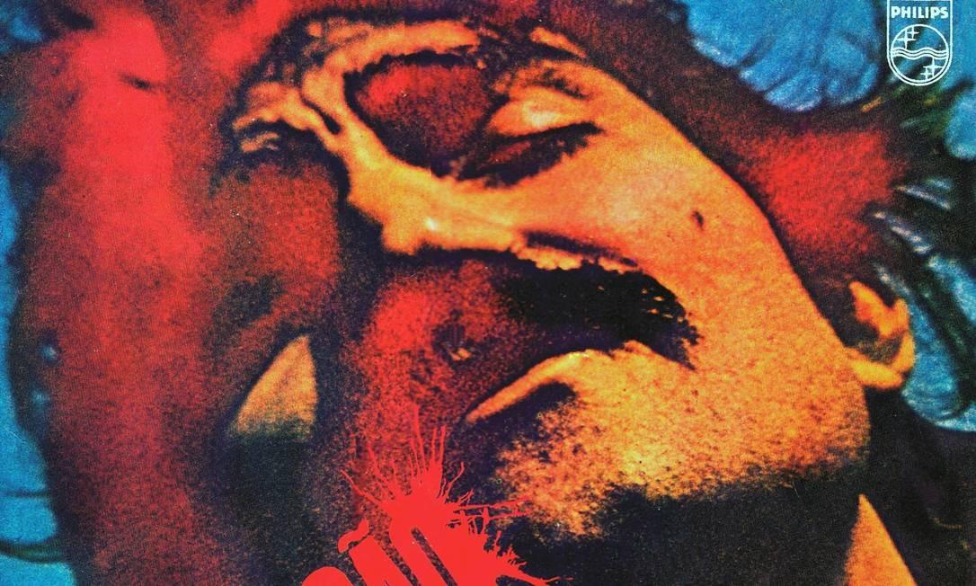 Detalhe da capa de 'Alucinação' Foto: Reprodução / Reprodução