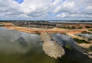 Usina de Belo Monte foi construída com esquema de propina Foto: Divulgação