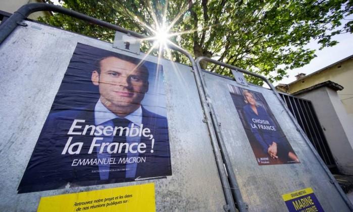 Macron denuncia divulgação de informações sobre suposta conta em Bahamas — França