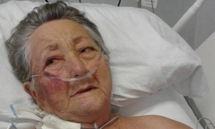 Resultado de imagem para idosa é estuprada e morta