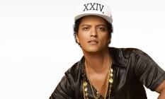 Bruno Mars Foto: Kai Z Feng / Divulgação