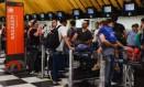 Resolução da Anac permitindo a cobrança de despacho das bagagens estava suspensa desde março por liminar Foto: Agência Brasil