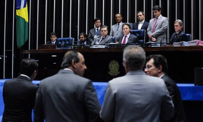 Renan adia pela 4ª vez instalação de comissão mista do orçamento