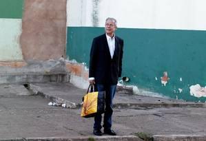 O ex-ministro José Dirceu foi preso em agosto de 2015 na Lava-Jato Foto: Aílton de Freitas / Agência O Globo 11/07/2014