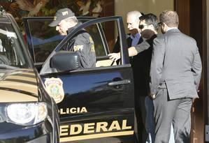José Dirceu foi condenado por Moro em maio de 2016. Foto: Dida Sampaio / Estadão Conteúdo