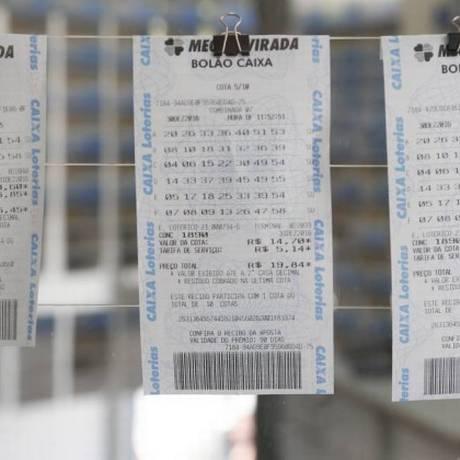 Mega-Sena sorteio cerca de R$ 40 milhões Foto: Divulgação
