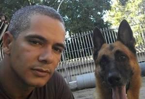 O guarda municipal Danilo Gonçalves dos Santos morreu ao tentar impedir assalto na Quinta da Boa Vista Foto: Reprodução