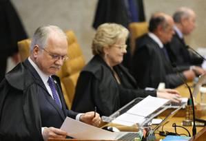 STF decide que nenhum governador precisa de autorização das assembleias para ser processado Foto: ANDRE COELHO / Agência O Globo
