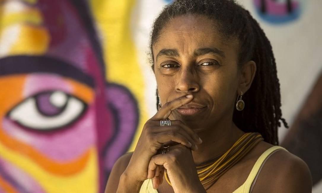 """Diretora da Anistia Internacional no Brasil, Jurema Werneck critica """"homicídios policiais"""" Foto: Ana Branco / Agência O Globo 23-2-2017"""