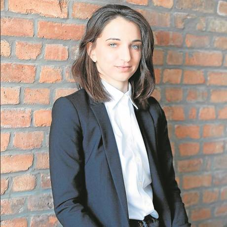 MacKenzie, criadora e editora-chefe da 'Math' Foto: Divulgação