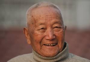 Idoso sofreu um ataque cardíaco Foto: Niranjan Shrestha / AP