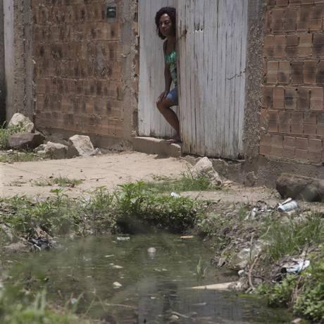 Qualidade de vida dos negros é inferior no Brasil Foto: Alexandre Cassiano