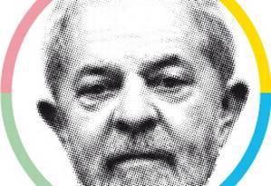 Lula, os processos e as investigações Foto: Editoria de Arte