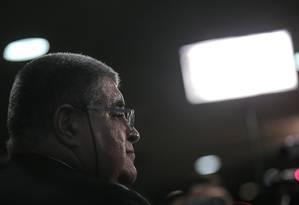 Carlos Marun: 'Mesmo que não tenhamos hoje os 308 votos necessários, ainda no mês de maio nós teremos' Foto: André Coelho / Agência O Globo
