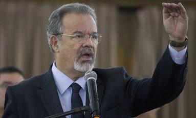 O Ministro da Defesa,Raul Julgmann Foto: Márcia Foletto -14/02/2017 / Agência O Globo