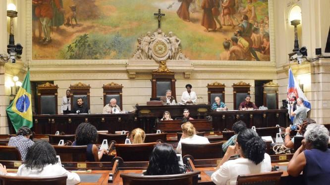 Câmara dos Vereadores: especialistas reclamam da dificuldade para checar a frequência dos vereadores Foto: Dayane Pires / Divulgação