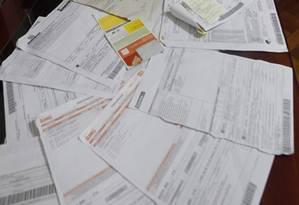 Documento substitiu os recibos mensais para comprovação de pagamentos Foto: Urbano Holanda Erbiste / Agência O Globo