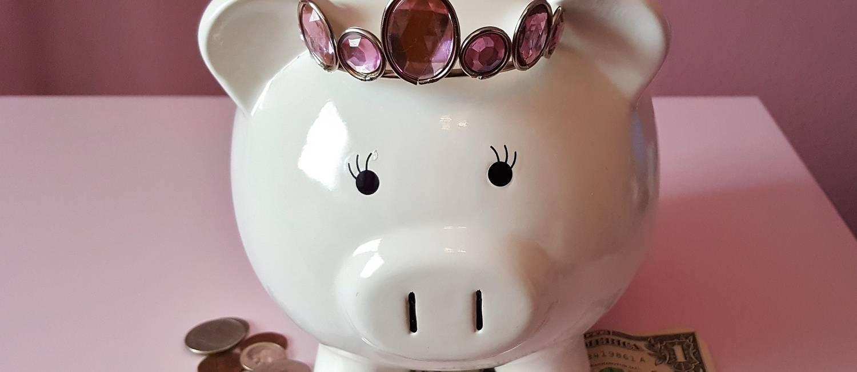 Mulher finanças Foto: Pixabay