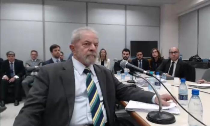 Resultado de imagem para Novo depoimento de Lula ao Juiz Sérgio Moro - Co