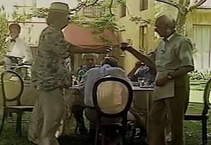 Cena de '3 Antônios e 1 Jobim', de Dodô Brandão Foto: Reprodução / Internet
