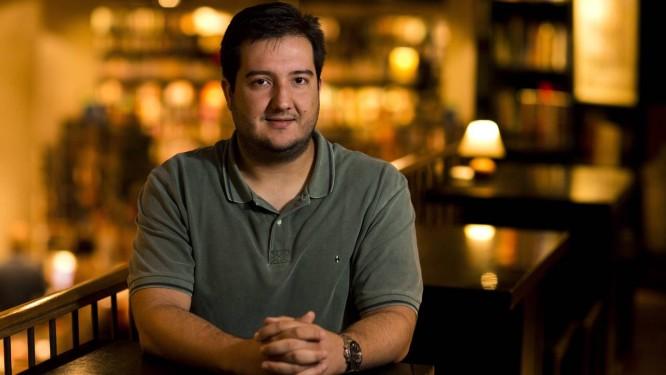 Pedro Madsen Andrade, autor do livro