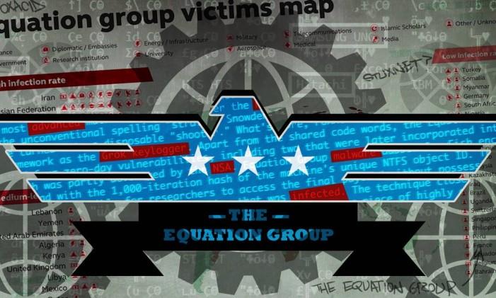 O Equation Group é associado à NSA Foto: Reprodução