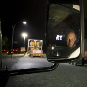 Na estrada, é unanimidade. O trecho entre a praça do pedágio no Km 207, em Seropédica, e o entroncamento com a Avenida Brasil, na Pavuna, é o mais perigoso Foto: Márcia Foletto / Agência O Globo