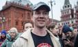 Ildar Dadin é o único russo condenado com base em dura lei antiprotestos