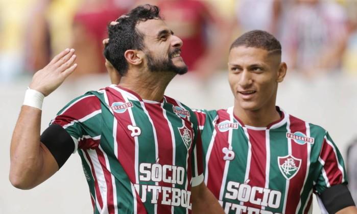 Em desvantagem, Flu recebe o Grêmio pela Copa do Brasil