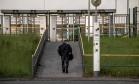 Fábrica da Renault na cidade de Douai, na França, parou de produzir desde o ciberataque de sexta-feira. Foto: Philippe Huguen/AFP
