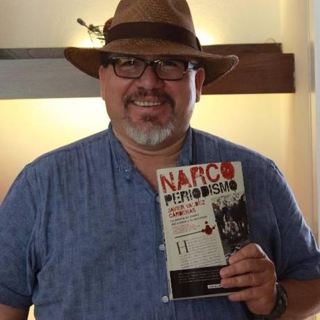 Javier Valdez era especializado na cobertura do narcotráfico mexicano Foto: Reprodução