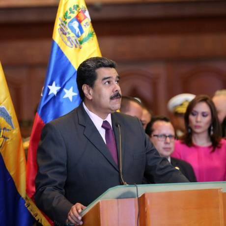Organização dos Estados Americanos vai reunir chanceleres para avaliar a crise política na Venezuela Foto: Reuters