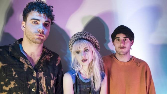 A banda Paramore Foto: Divulgação/Lindsey Byrnes