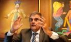 O ex-ministro do Justiça José Eduardo Cardozo Foto: Marcos Alves / Agência O Globo 16/05/2017