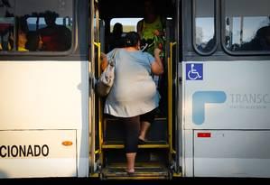 Obesos têm maior risco de desenvolver doenças coronarianas Foto: Pablo Jacob / Agência O Globo